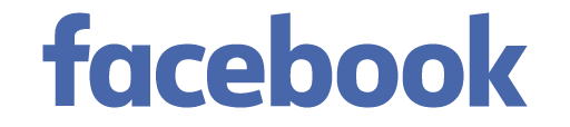 Logo of Facebook company