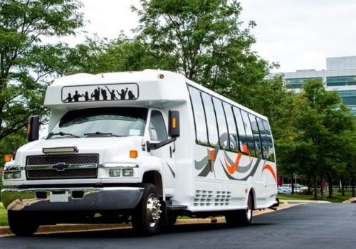 30 seat party bus is the ideal way to have fun with your best friends and family members!
