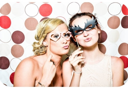 Photo booth will provide you with the best memories